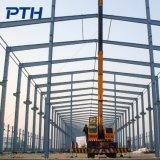 CE BV a approuvé la vente chaude Structure en acier pour l'atelier