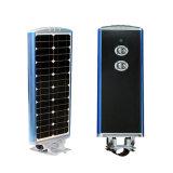 1つの太陽街灯の20W屋外IP65太陽エネルギー統合されたLEDすべて