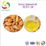Olio essenziale dell'olio della base dell'olio di fragranza di sapore dell'alimento delle estetiche dell'olio dell'elemento portante del commestibile di olio di mandorle di CAS no. 8007-69-0/olio di mandorle