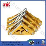 Extractor de sujeción de alambre y cable de la abrazadera