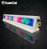 Schermo di visualizzazione programmabile del lato del doppio del messaggio di Scrolling di colore completo R G B LED di comunicazione del calcolatore RS 232