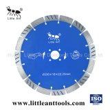 230mm Hotsale de bons commentaires Diamond la lame de scie