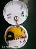 Обычных проводных соединены между собой детектор дыма в сигналы тревоги с резервным копированием DC9В аккумуляторной батареи