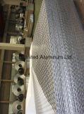 5-staaf het In reliëf gemaakte Blad van het Aluminium met Antislip Functie