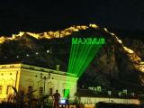 高い発電20W RGBのフルカラーのアニメーションの防水レーザー光線