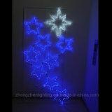 Dekoration-Weihnachtsstraßenlaterneleuchten im Freienfenster-Licht-Dekoration