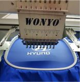 중국 미국에 있는 새로운 자수 기계 Wonyo 상표 최신 판매