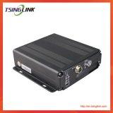 3G 4G Beidou GPS 720p VGA 4-CH Ahd bewegliches DVR
