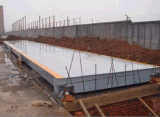 Scs-100ton LKW-Schuppen-Wiegebrücke für Viehbestand-Träger