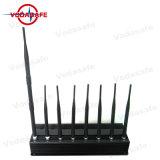 Высокая мощность в стену 3G 4G сотовый телефон Jamer, высокая мощность сигнала сотовой связи в помещении блокировщика всплывающих окон (перепускной) (давления3060)