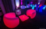 LED-Möbel glühendes RGB-Farben-änderndes Freizeit-Sofa