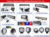 オフロードトラックのジープのためのEMC 4.7inch 40Wの洪水LED車作業ライト