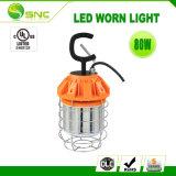 80W luz LED de trabajo con 6kv de protección contra sobretensiones