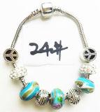 Armband Ref van de Charme DIY van vrouwen de Echte Zilveren Geplateerde Met de hand gemaakte: P 024