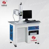 Fabricante chino de los rayos UV marcadora láser para vidrio/Crystal marcado