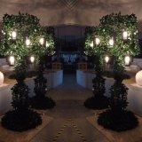 Банкетный зал свадьба пользовательские лампа романтического искусства напольная лампа