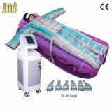 24 cámaras de aire Ballancer Drenaje Linfático Presoterapia máquina la pérdida de peso