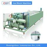 5-30 van het Diepvriezen van de Industriële van de Pekel van het Blok ton Machine van het Ijs