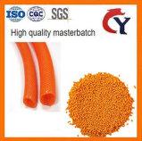 Amarillo de Reciclado de plástico de polipropileno granulado Masterbatch