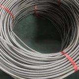 Tubo flessibile del metallo flessibile per il trasporto dei gas e dei liquidi