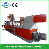 Grand diamètre du tube de base de papier enroulement hélicoïdal de rendre les fabricants de machines de coupe (LJT-2D Modèle Heavy Duty)