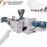 Extrusión de tubería de PVC máquina extrusora de plástico de la línea de producción de maquinaria