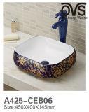 Tendenz-niedriger Preis über Gegenwäsche-Bassin-Badezimmer-Eitelkeit