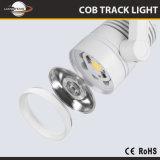 Orifícios de excelente design de dissipação de dissipador de calor com luz LED de alumínio Marcação 12W 20W 30W 40W Via Light
