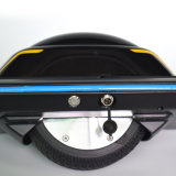 Bluetoothの涼しい黒1の車輪の強力なスケートボードの携帯用スクーター
