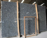Price bon marché Blue Pearl Color Granite Stone Slab pour Tombstone