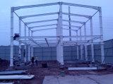 Stahlkonstruktion konzipierte Werkstatt (KXD-SSW1033)