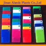 Plastikblatt des 3mm Lucite-Material-transparentes Acrylblatt-PMMA
