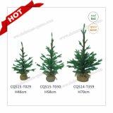 decorazione dell'indicatore luminoso dell'albero di Natale della plastica di 90-125cm