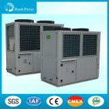 охладитель воды 10ton R134A промышленным охлаженный воздухом модульный