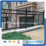 標準的な世帯の錬鉄台地の柵デザイン