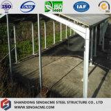 Sinoacme는 가벼운 강철 구조물 건물 프레임을 조립식으로 만들었다