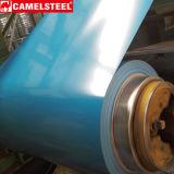 Продажи с возможностью горячей замены для кровли из стали с полимерным покрытием используется катушка