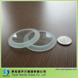 3mm 4mm 5mm 6mm Round Tempered Safety Glass Lamp Shade