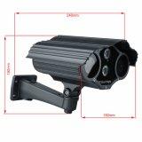 Hohes Doppel-IR Reihen-Objektiv Entschließung QF-930 CCD-wasserdichte CCTV-Kamera mit 600tvl