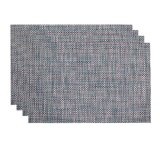 Mixed Color Spring 4X4 Textile Woven Placemat