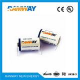 bateria de lítio de 3.6V 1.2ah com UL, Ce, RoHS e MSDS (ER14250)