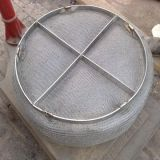 Separador de partículas de alambre de malla de raton (acero inoxidable 304, 3016)
