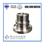 Piezas de maquinaria modificadas para requisitos particulares aluminio del CNC que trabajan a máquina