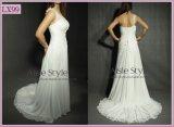 Bela One-Shoulder vestido de Noite/Suite Dress/Prom Beca (LX99)