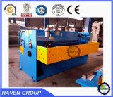 Máquina de estaca de corte hidráulica da folha de metal