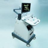Analizzatore Ultrasonico Di Ultrasound Di 도풀러 Di Colore Del Sistema Diagnostico Ultrasonico Del Carrello Di 가득 차있는 HD Di Meditech Con Il 접촉 스크린