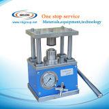 Sertisseur de cellules de pièce de monnaie de matériel de laboratoire de batterie pour des caisses de cellules de bouton sertissant