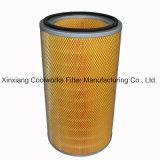 Partie 2605541250 de filtre à air de compresseur d'air de Fusheng