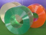 Het rode/Groene/Gordijn van pvc van het Lassen
