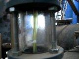 Plastica residua di pirolisi della pianta di raffinamento ad olio combustibile